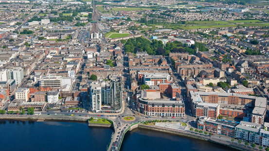 Limerick - Top 10 City to Invest