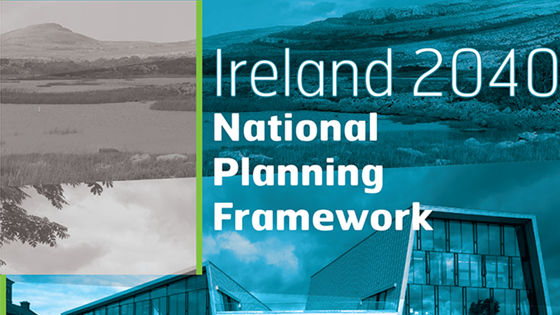 Ireland 2040 National Planning Framework