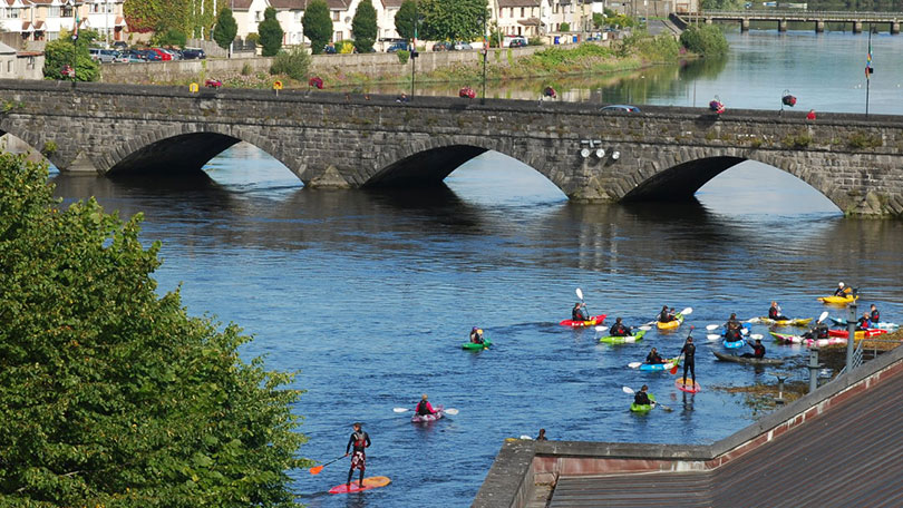 Limerick Kayaking
