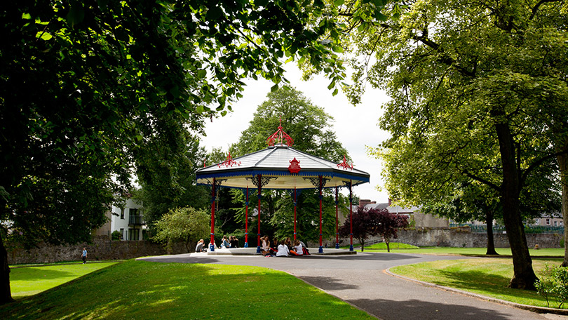 People's Park Limerick