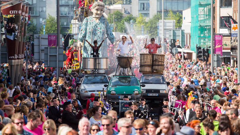 Royal de Luxe, Limerick City of Culture 2014