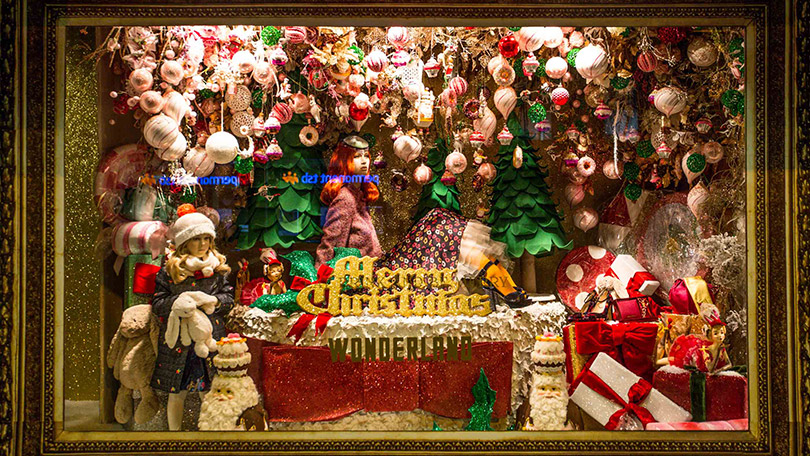 Christmas Window.Limerick S Favourite Christmas Windows Limerick Ie