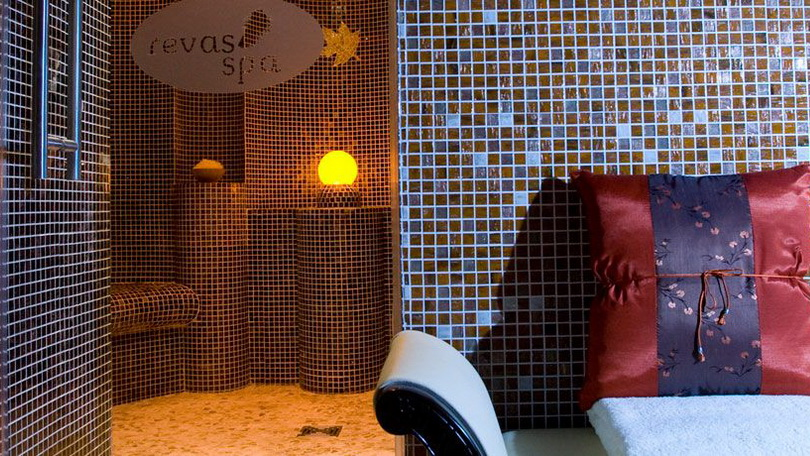 The Revas Relaxation Spa and Hair Gallery