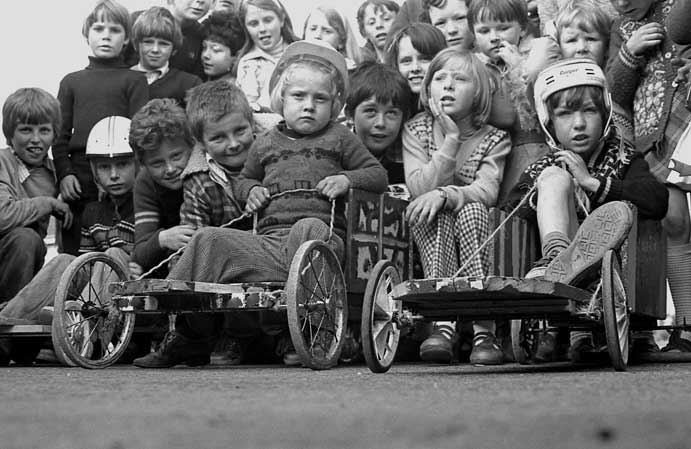Southill Soapbox Derby 1978