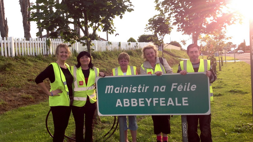 Abbeyfeale Going for Gold
