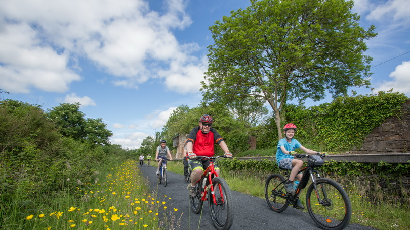 The Great Southern Greenway Limerick. Photo: Marie Keating