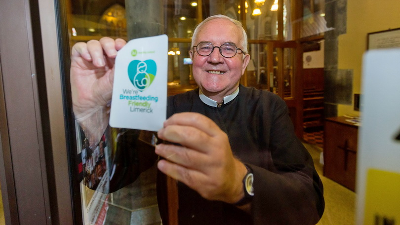 Redemptorist Fathers sign up to 'We're Breastfeeding ...