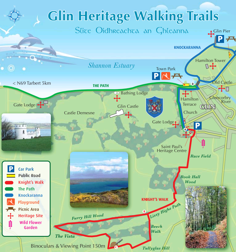 Glin Heritage Trails