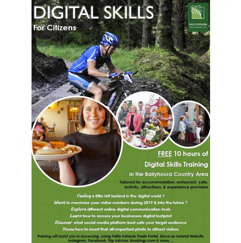Digital skills for tourism and hospitality 810
