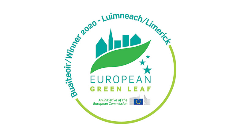 Limerick - European Grean Leaf City Winner 2020