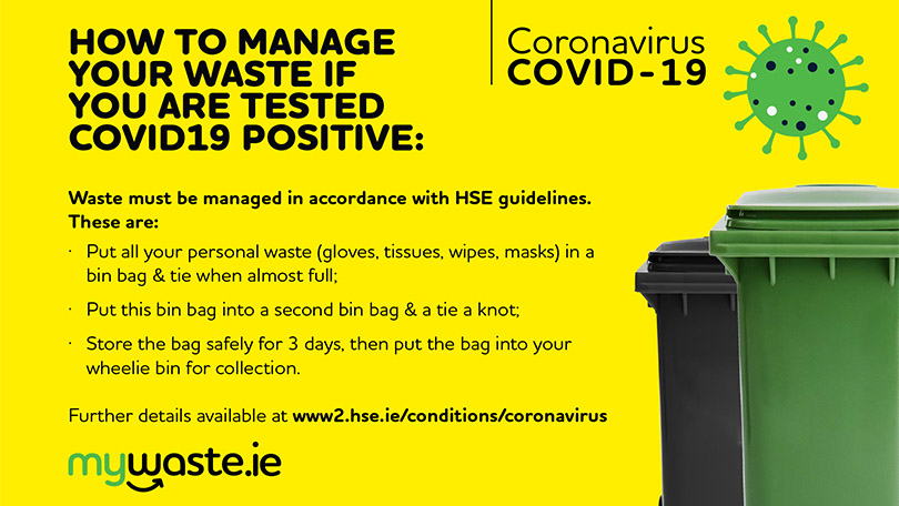 Covid-19 Managing Your Waste Notice