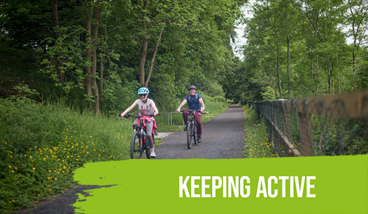 Keep Well - Keeping Active (Limerick Great Southern Greenway)