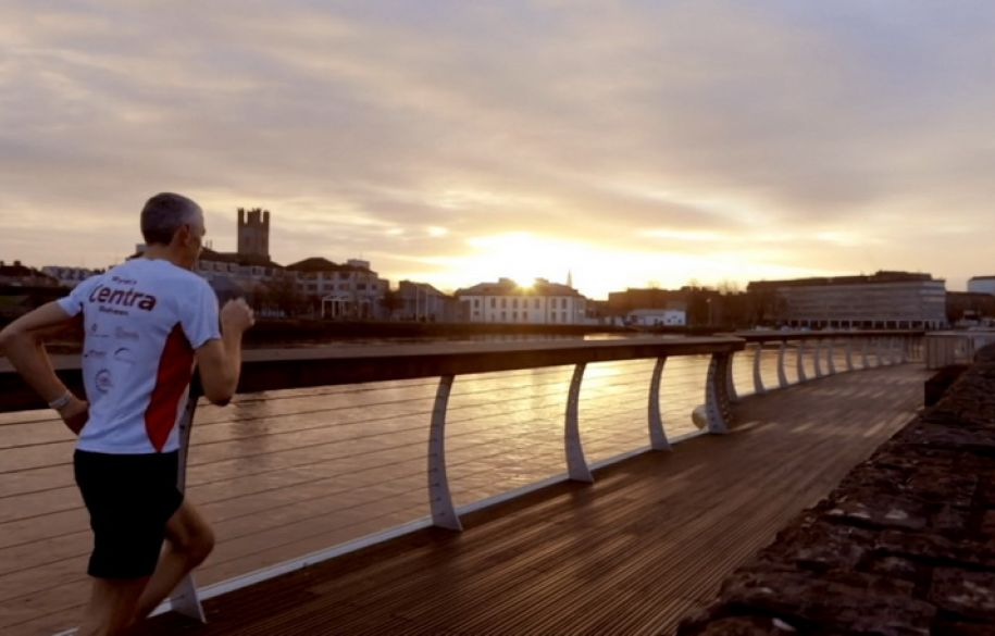 Walking and running in Limerick