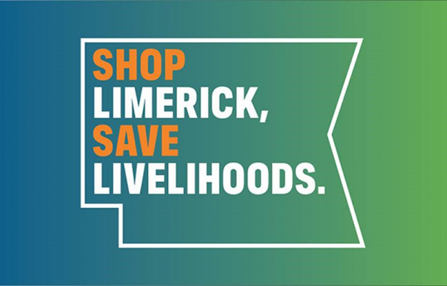 Shop Limerick, Save Livelihoods
