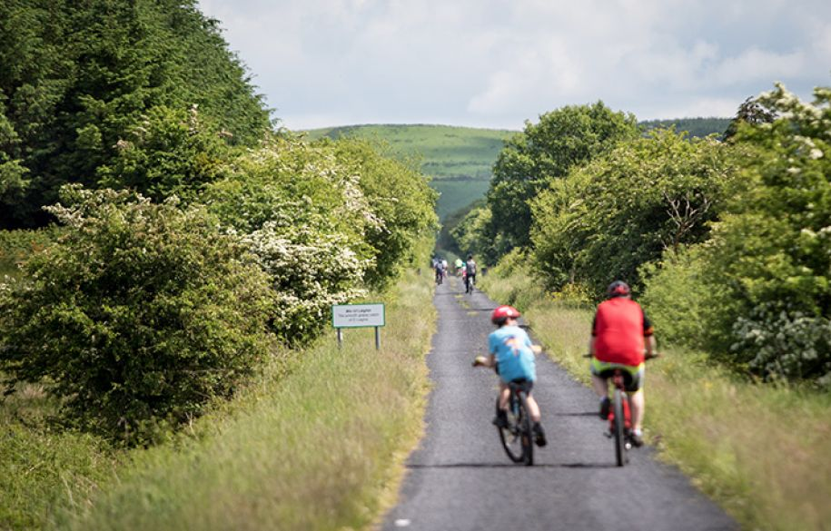 Limerick Greenway Family Cycle (Pic: Marie Keating)