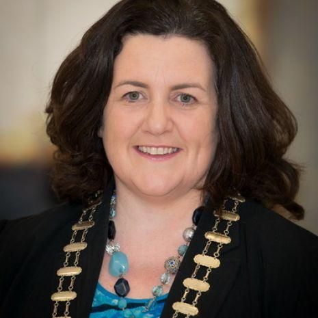 Catherine Duffy, president of Limerick Chamber 2015/2016