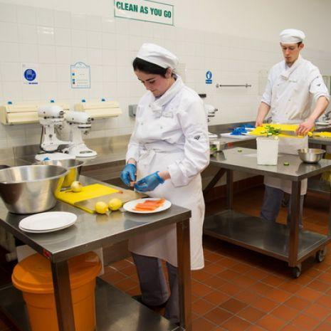 Hospitality Training Centre 403x456