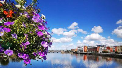 This image shows how Limerick City is the most picturesque city in Ireland. (Dean Ahern)