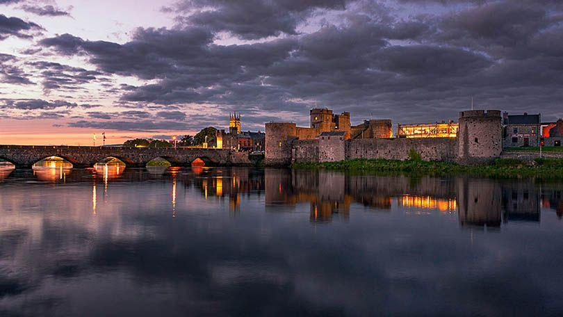 My image of the River Shannon is a reflection of the energy of the City. (Ray Moloney)