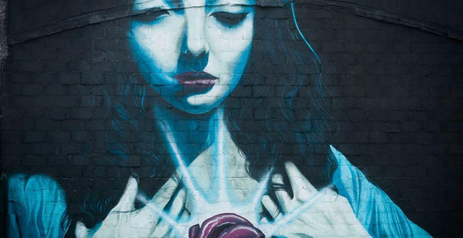 Love Me So Street Art