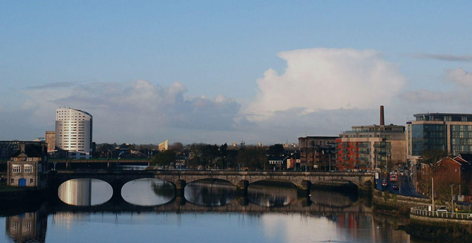 Limerick City Skyline