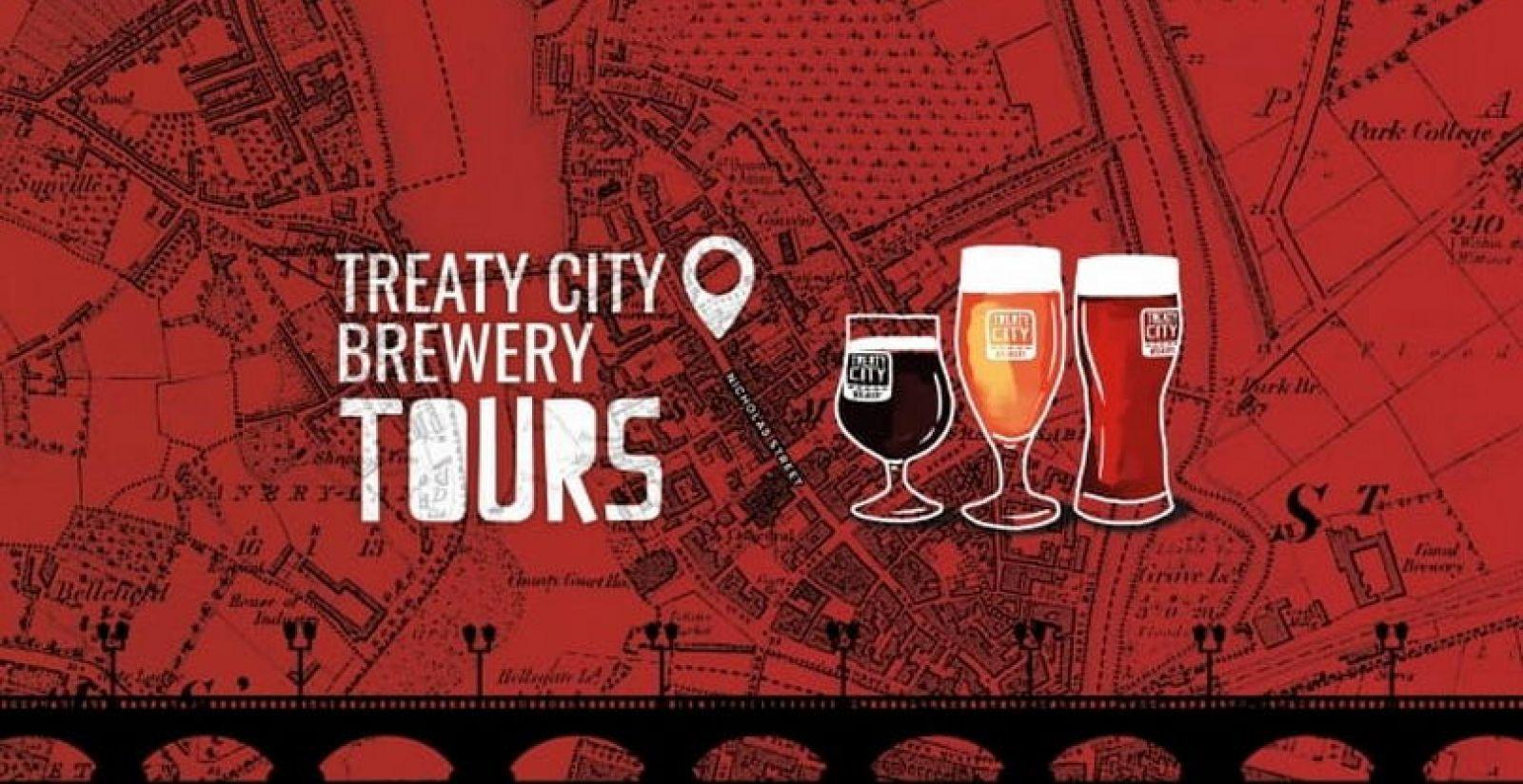 Treaty City Brewery Tours