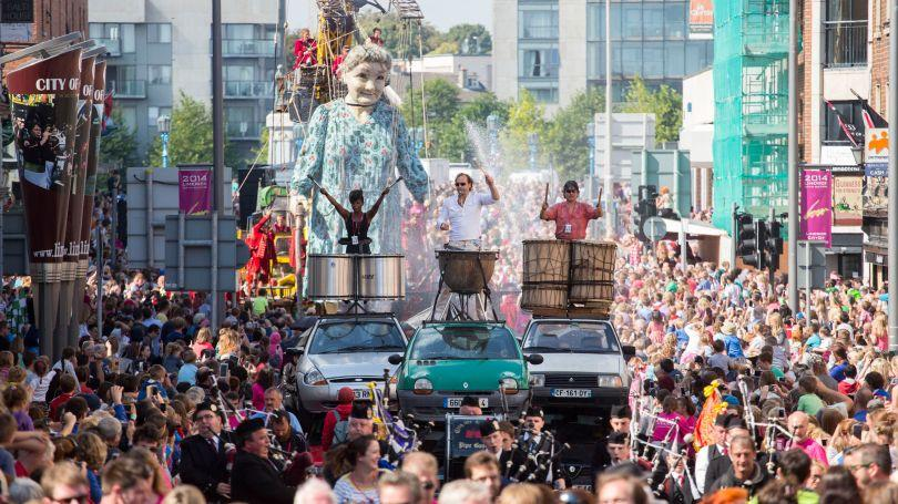 Limerick City of Culture - Royal de Luxe
