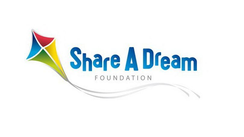 Share a Dream Foundation 810 x 456
