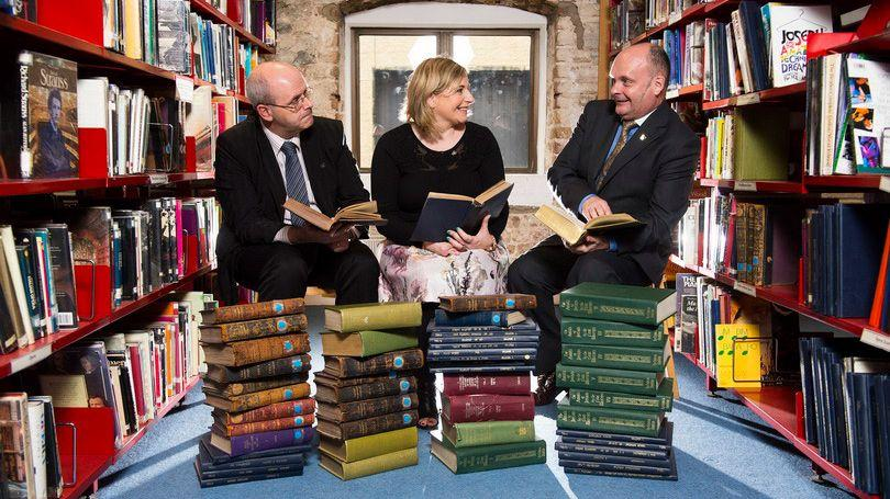 Summit of the Book Limerick