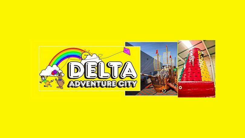 Parent & Toddler Mornings @ Delta Adventure City 810 x 456
