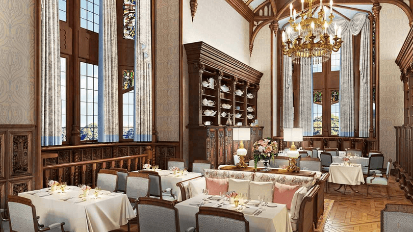 The Carriagehouse Bar & Restaurant at Adare Manor 810 x 456