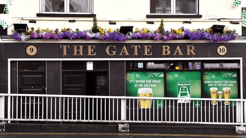 The Gate Bar 810 x 456