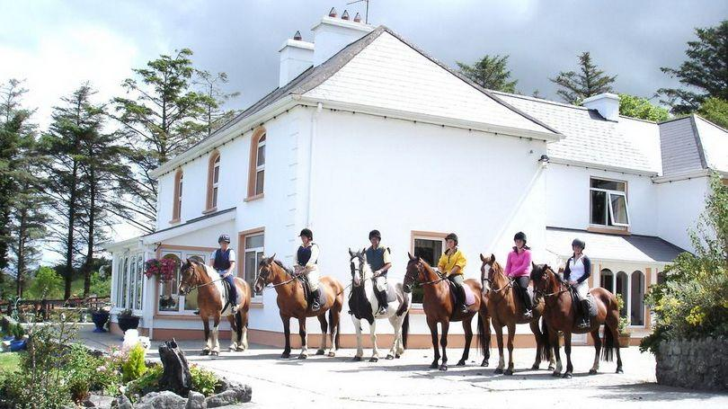 Fitzgeralds Farmhouse & Equestrian Centre 810 x 456