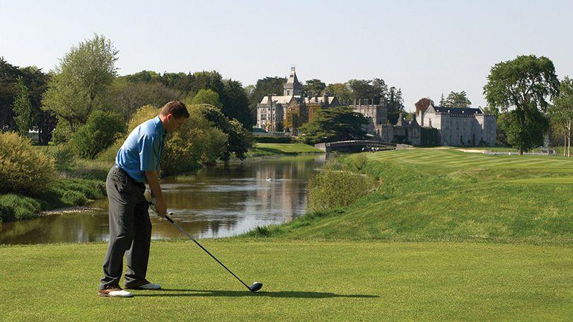 Golf at Adare Manor, Co. Limerick
