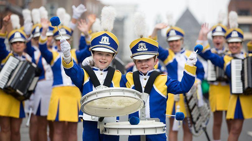 Limerick International Band Championship 2015
