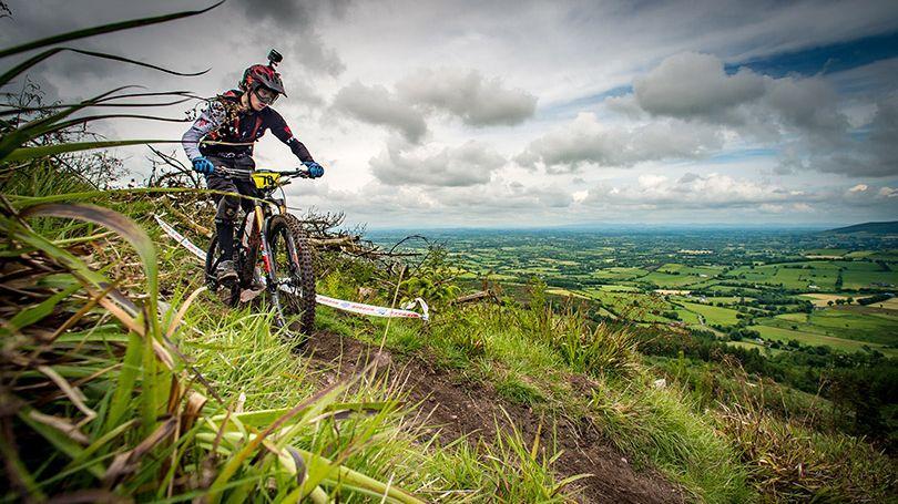 ballyhoura mountain bike trail limerick ie