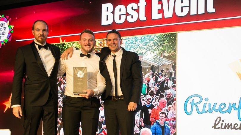 Riverfest takes top honour at Event Industry Awards 2017 810x456