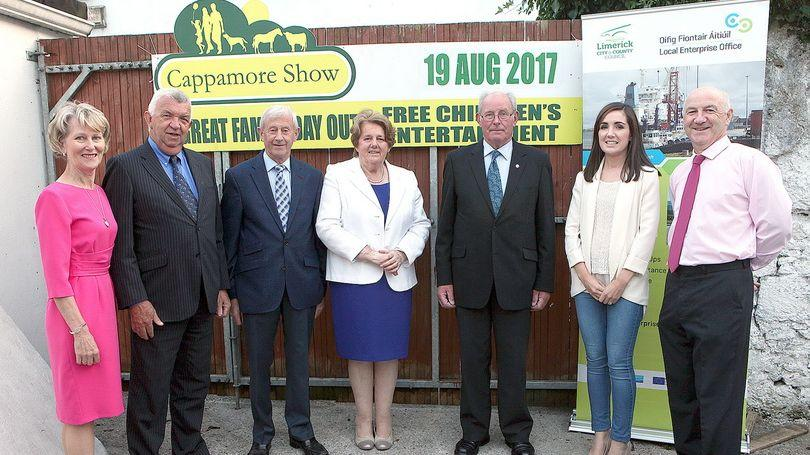 Cappamore Show launch 810x456