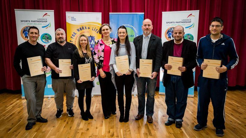 Croom Fit for Work and Life Certs