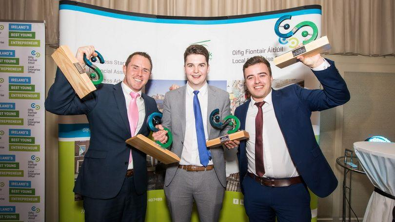IBYE Young Entrepreneur Three Winners