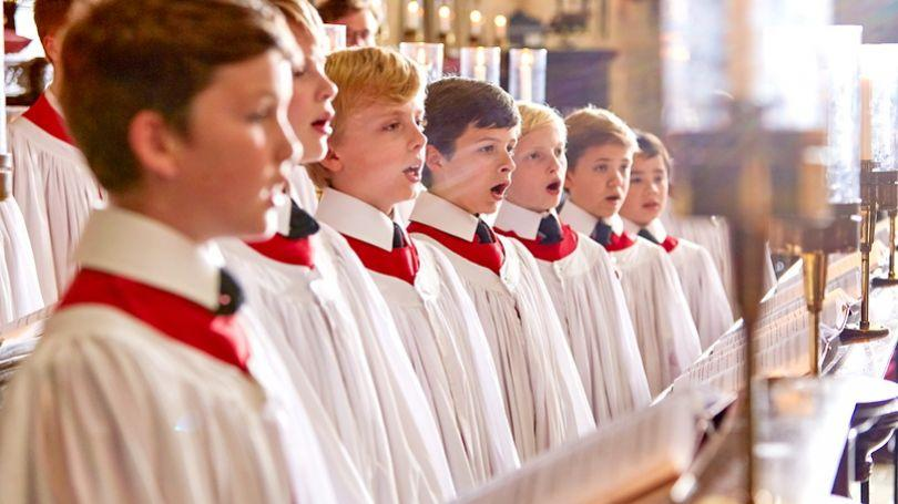 Choir of King's College Cambridge (Pic: Kevin Leighton)