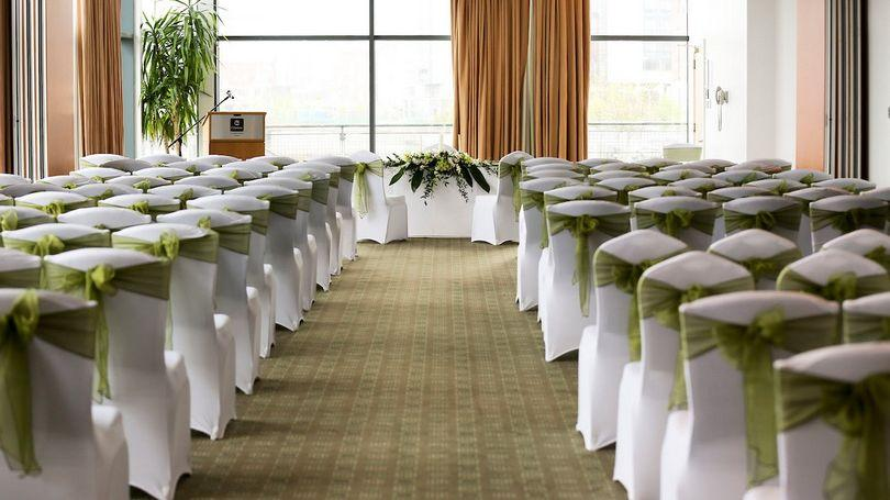 Clayton Hotel Limerick - Pegasus Civil Wedding