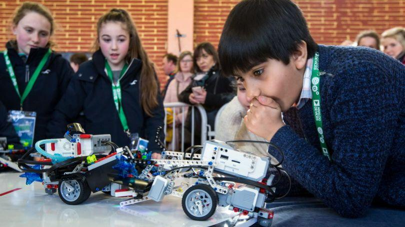 Analog Devices Robotics Competition