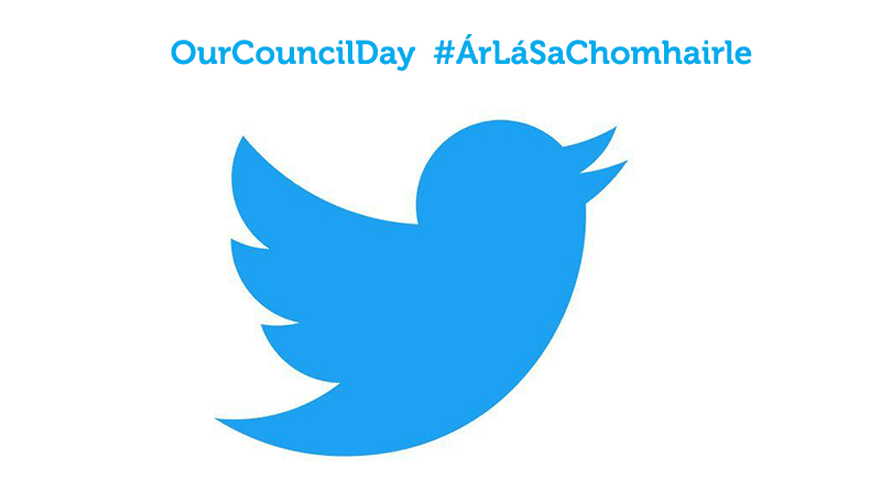Limerick City and County Council Twitter Day