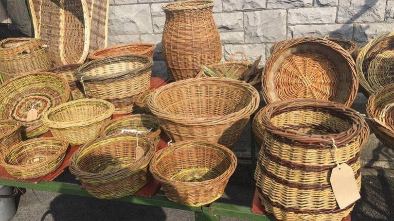 Adare Market baskets
