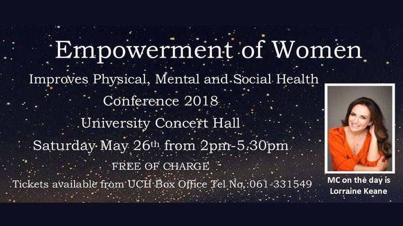 UL Conference Empowering Women