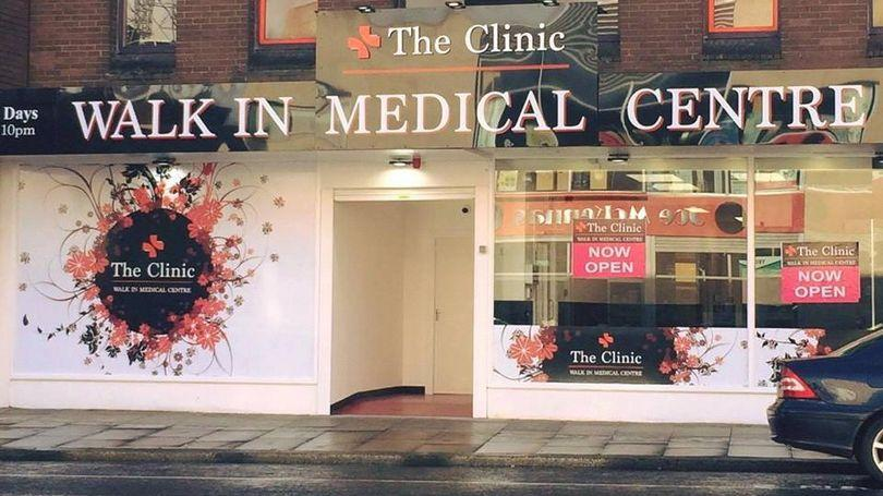 The Clinic Walk in medical centre parnell street 810x456