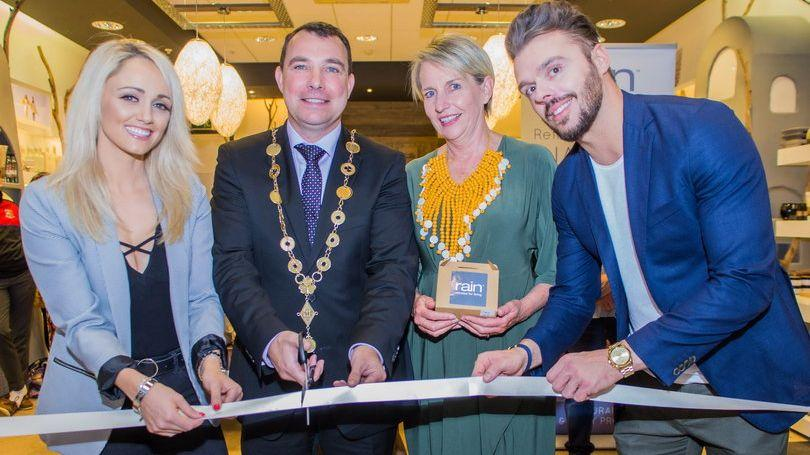 Rain Africa store opening in Castletroy (pic: Cian Reinhardt/ilovelimerick)