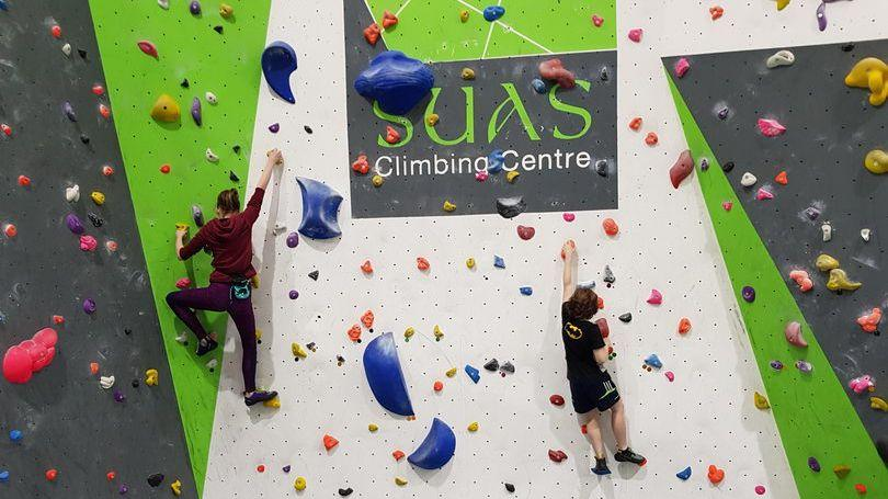 Suas Climbing Centre, Old Burlington Estate, Gillogue, Corbally, Limerick