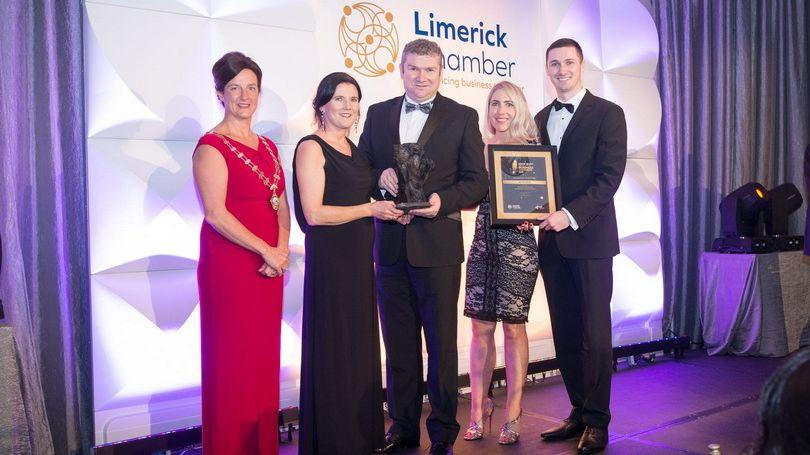Limerick Chamber Awards Presentation 2018